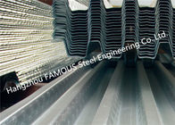 Cina Bond-dek Metal Floor Decking atau Comflor 80, 60, 210 Compassite Floor Deck Profile Setara pabrik