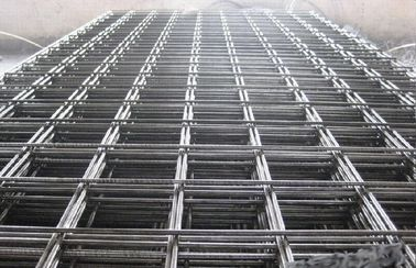 Rectangular Prefabricated Mesh Ribbed Rears Seismik 500E Rebars AS / NZS 4671